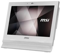 MSI Pro 16T 7M-002XEU Touch 15.6 inch Celeron 4GB 500GB FreeDOS - Wit