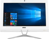 MSI PRO 20EX 8GL-001XE All-in-one PC 19.5 inch Intel Celeron Windows 10 Home 1TB